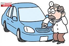 Lợi ích của việc bảo dưỡng xe ôtô Toyota định kỳ