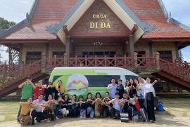 GIEO MẦM HẠNH PHÚC THÊM CHÚT AN VUI cùng Đồng bào Châu Mạ tỉnh Lâm Đồng