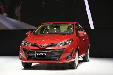 Năm thứ ba liên tiếp Toyota được xếp hạng cao nhất về dịch vụ hậu mãi