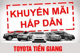 Trong tháng 3 khi quý khách hàng mua xe Toyota có cơ hội trúng xe toyota