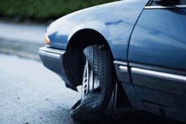 Phương pháp xử lý khi nổ lốp xe ô tô khi đang trên đường cao tốc