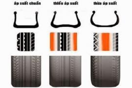 Tăng tuổi thọ lốp xe chỉ bằng vài cách đơn giản