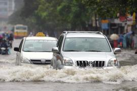 Phương pháp xử lý khi xe ô tô bị ngập nước