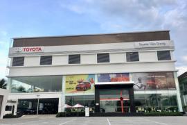 Danh sách website nhân viên bán hàng thuộc Toyota Tiền Giang