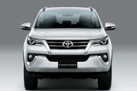 Người Việt chuộng mẫu xe SUV Toyota Fortuner nhất