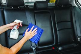 Phương pháp chăm sóc nội thất da trên ô tô đúng cách nhất.
