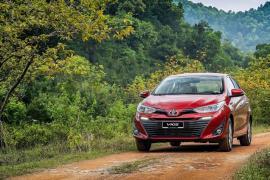 Toyota – thương hiệu xe hơi hàng đầu tại Việt Nam