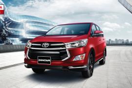 Toyota Innova – Mẫu xe chiến lược làm nên vị thế hàng đầu cho Toyota