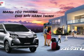 Giới thiệu phiên bản Toyota Avanza mới 2019.