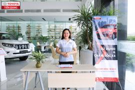 Toyota Tiền Giang tổ chức thành công khóa hướng dẫn sử dụng và chăm sóc xe
