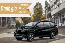Đánh giá xe Toyota RUSH 2019