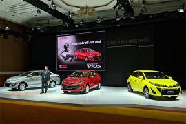Toyota trao học bổng 500 triệu cho tài năng trẻ âm nhạc Việt Nam