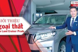 Giới thiệu ngoại thất Toyota Land Prado tại Toyota Tiền Giang