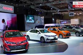 """Toyota Việt Nam mang đến triển lãm Ô tô Việt Nam 2019 một """"Cuộc sống thật chất lượng"""""""