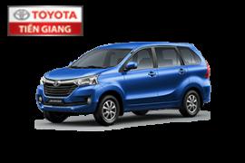 Giá xe Toyota Avanza cập nhật 12/2018 với nhiều ưu đãi tại Toyota Tiền Giang