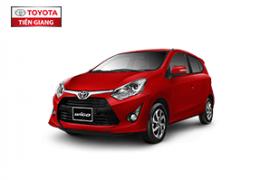 Giá xe toyota Wigo 2018 mới nhất tại Toyota Tiền Giang.