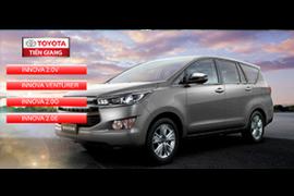 Giá Xe toyta Innova mới nhất 12/2018 có giá từ 771,000,000 VND