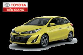 Giá xe Toyota Yaris 2018 cập nhật 12/2018 tại Toyota Tiền Giang