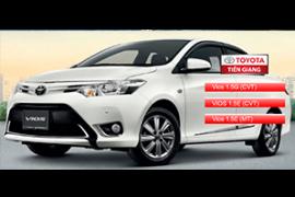 Toyota Vios giá bao nhiêu? Mua ở đâu?
