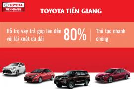 Những lợi ích tuyệt vời từ việc vay trả góp mua Toyota