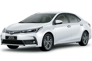 COROLLA ALTIS 2.0V LUXURY (CVT)