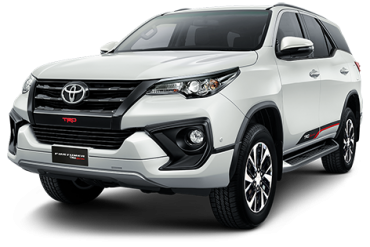 Fortuner TRD 2.7 AT 4x2